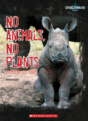 No Animals, No Plants by Mary Atkinson