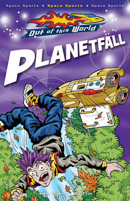Planetfall Space Sports Zone 2 by Sally Odgers