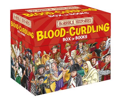 Blood-curdling Box by Terry Deary