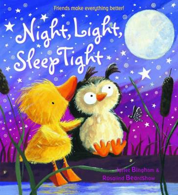 Night, Light, Sleep Tight| by Janet Bingham