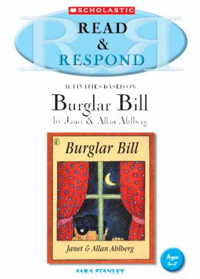 Burglar Bill Teacher Resource Teacher Resource by Sara Stanley