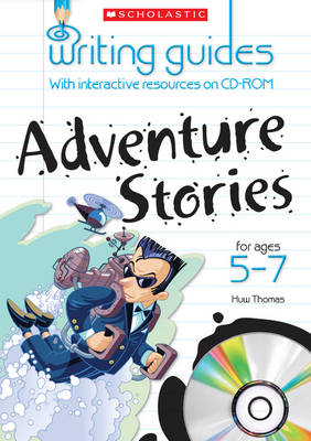 Adventure Stories for Ages 5-7 by Huw Thomas, Sarah Snashall