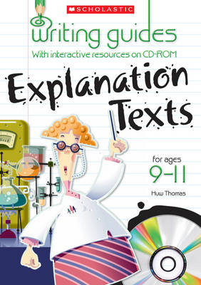 Explanation Texts by Huw Thomas