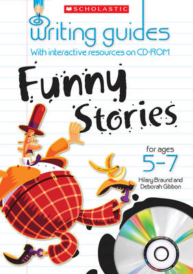 Funny Stories for Ages 5-7 by Hilary Braund, Jean Evans
