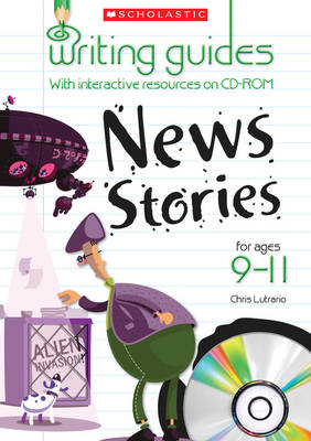 News Stories for Ages 9-11 by Chris Lutrario, Gillian Howell