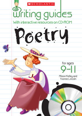 Poetry for Ages 9-11 by Alison Kelly, Yvonne Lincoln