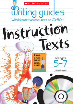 Instruction Texts by Jillian Powell