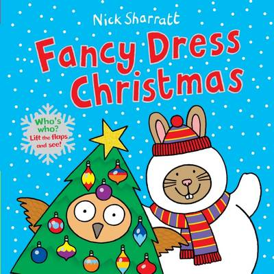 Fancy Dress Christmas by Nick Sharratt