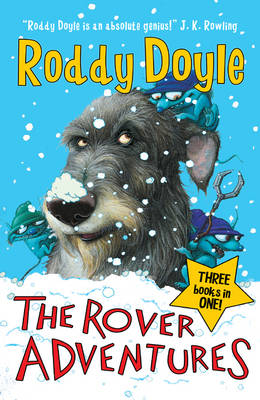 The Extra Big Rover Adventures by Roddy Doyle