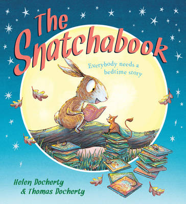 The Snatchabook by Helen Docherty