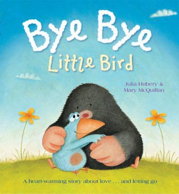 Bye Bye Little Bird by Julia Hubery