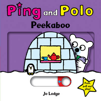 Peekaboo by Jo Lodge