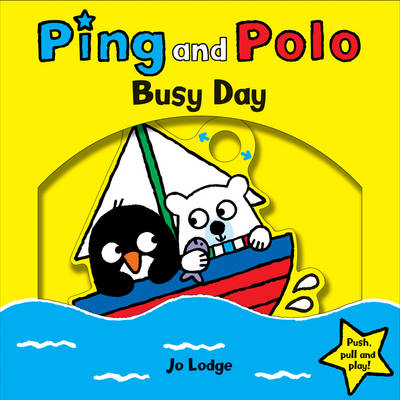 Busy Day by Jo Lodge
