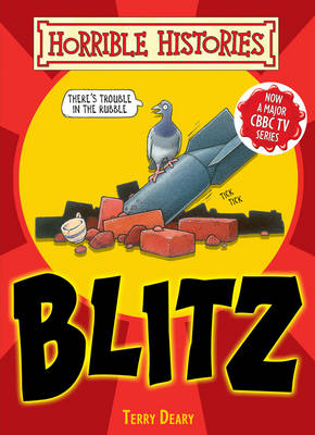 Blitz by Terry Deary