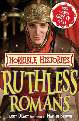 Ruthless Romans by Terry Deary