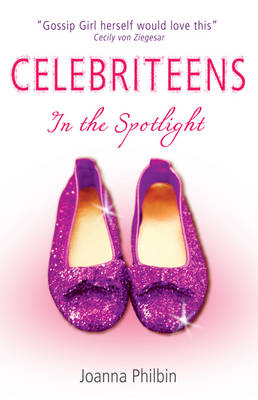 In The Spotlight by Joanna Philbin