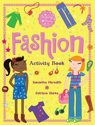 Fashion Activity Book by Catriona Clarke