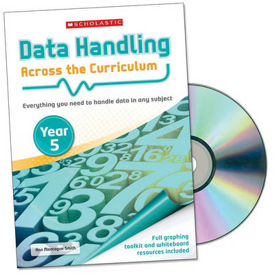Data Handling Across Curriculum Year 5: Teacher's Resource Book by Ann Montague-Smith, Julia Stanton