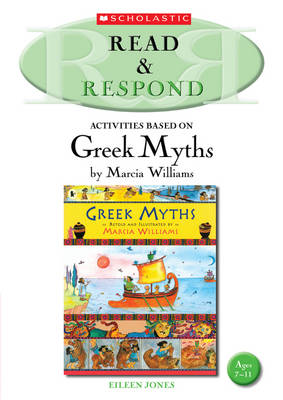 Greek Myths by Eileen Jones