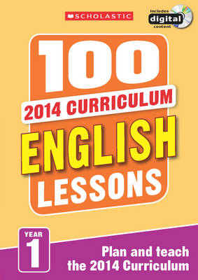 100 English Lessons: Year 1 by Jean Evans