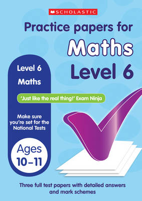 Mathematics Level 6 by Paul Hollin