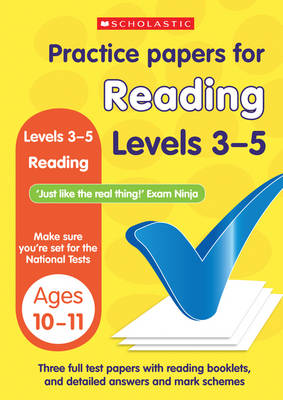 Reading (Levels 3-5) by Lesley Fletcher, Graham Fletcher