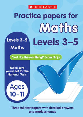 Maths (Levels 3-5) by John Dabell
