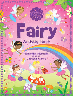 Fairy Activity Book by Catriona Clarke
