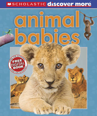 Animal Babies by Andrea Pinnington, Tory Gordon-Harris