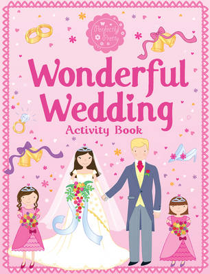 Wonderful Wedding Activity Book by Catriona Clarke