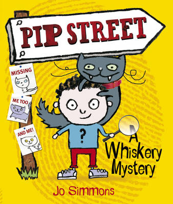 A Whiskery Mystery by Jo Simmons