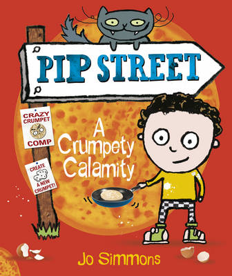 A Crumpety Calamity by Jo Simmons
