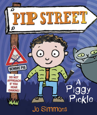A Piggy Pickle by Jo Simmons