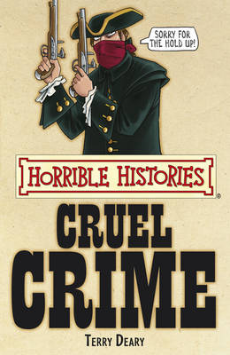 Cruel Crime by Terry Deary