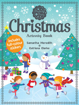 Christmas Activity Book by Catriona Clarke