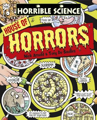 House of Horrors by Nick Arnold