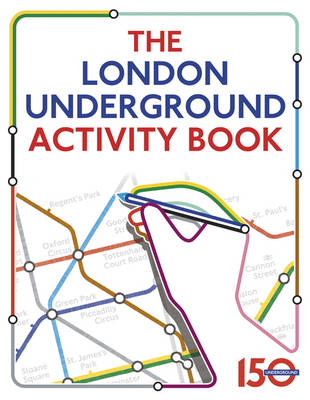 The London Underground Activity Book by Samantha Meredith