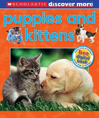 Puppies and Kittens by Penny Arlon