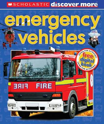 Emergency Vehicles by Penny Arlon