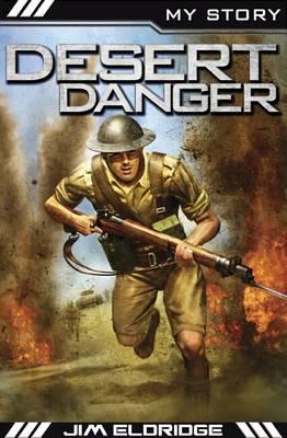 Desert Danger by Jim Eldridge