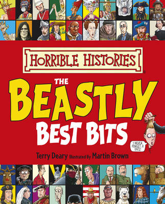 Beastly Best Bits by Terry Deary
