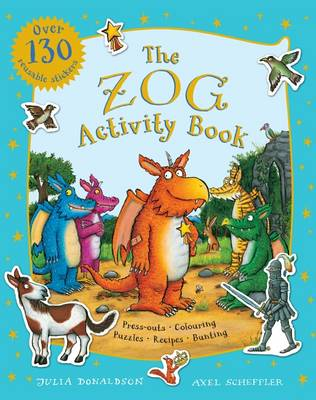 The Zog Activity Book by Julia Donaldson