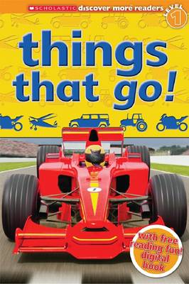 Things That Go! by James, Jr Buckley