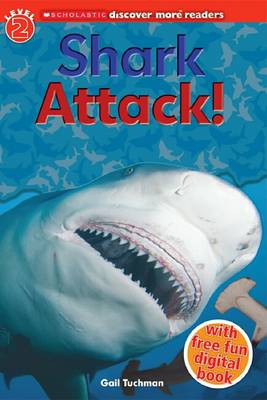 Shark Attack! by Gail Tuchman