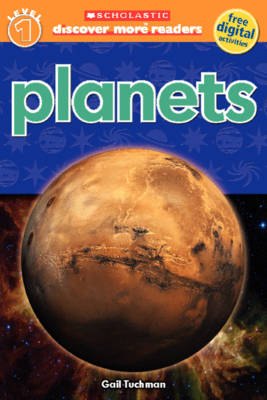 Planets by Gail Tuchman