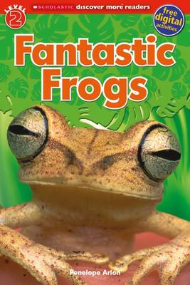Fantastic Frogs by Penny Arlon