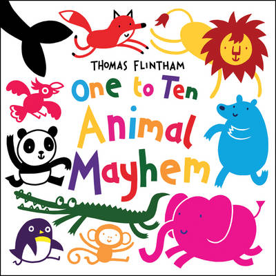 One to Ten... Animal Mayhem by Thomas Flintham