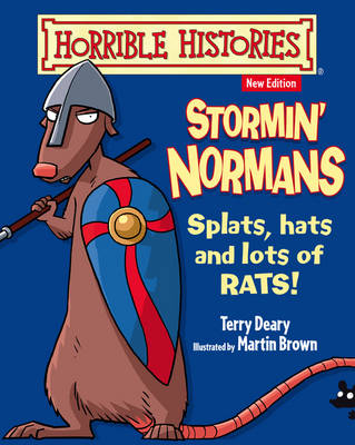 Stormin' Normans by Terry Deary
