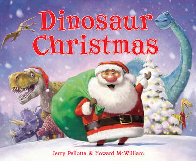 Dinosaur Christmas by Jerry Palotta