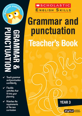 Grammar and Punctuation Year 3 by Huw Thomas, Paul Hollin